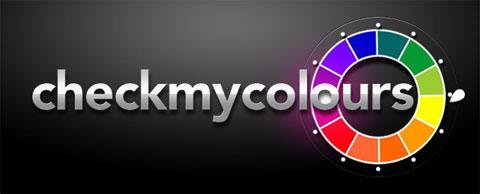 checkmycolours - Logo